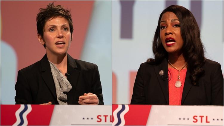 St. Louis Mayoral Debate