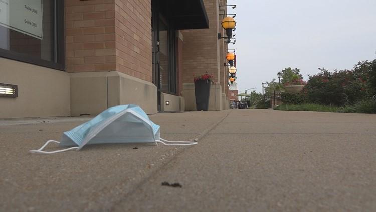 Local municipalities push back on mask mandates