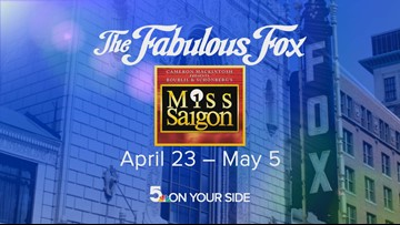 Win tickets to see Miss Saigon at The Fabulous Fox