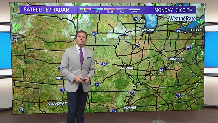 Ksdk Weather Map.Monday Aug 27 Pm Weather Ksdk Com