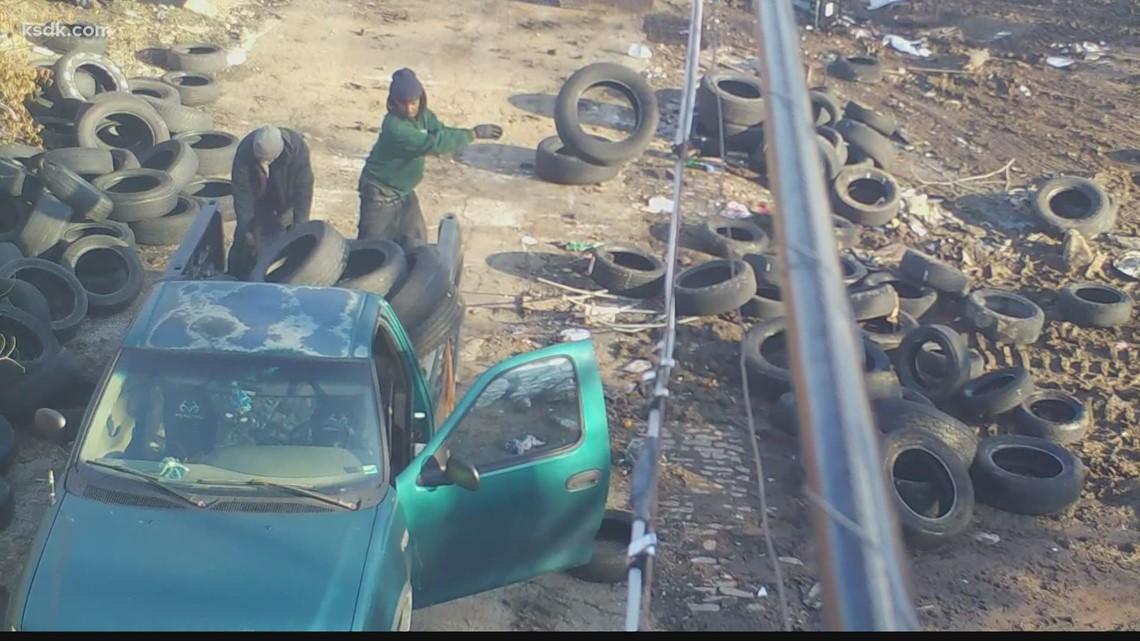 'Trash task force' cracks down on illegal dumping