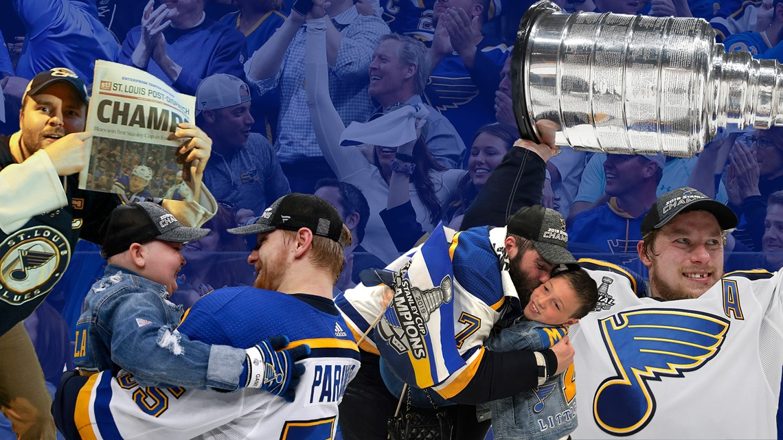Blues announce giveaways and theme nights for 2019-20 season