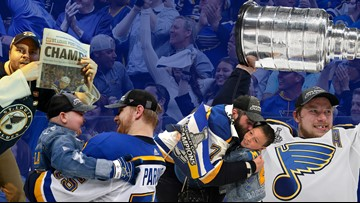 This Blues story is sports at its best