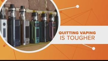 Connect the Dots: Quitting vaping is different than quitting smoking