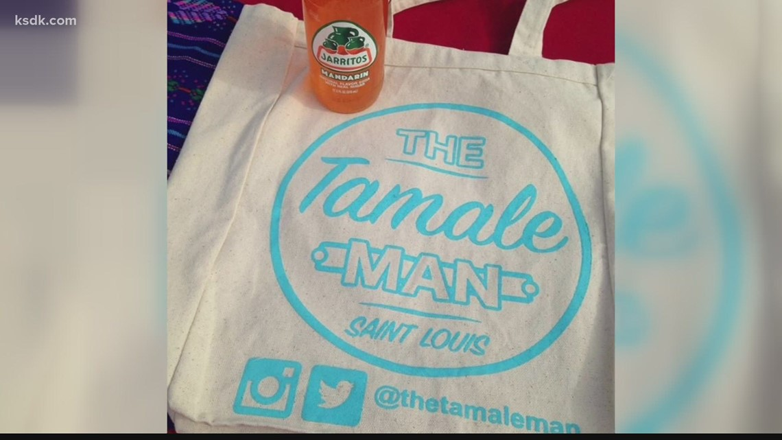 Small STL | The Tamale Man