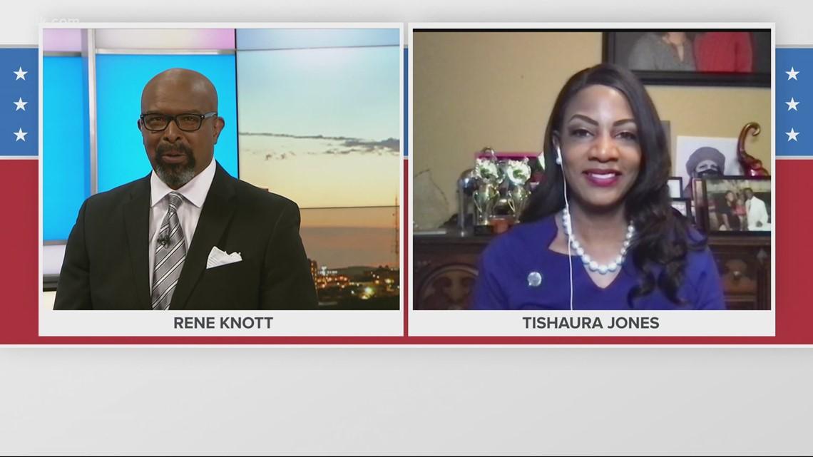 Interview: Tishaura Jones wins St. Louis mayoral race