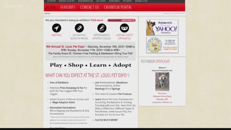 Bbb Warns Of St Louis Pet Expo Ksdkcom