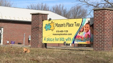 Learning center for kids with autism opens in Fairview Heights