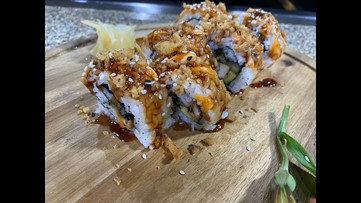 Recipe of the Day: Teriyaki Chicken Sushi
