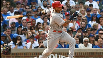 Cardinals rally in sixth inning, take 2-1 win over Cubs