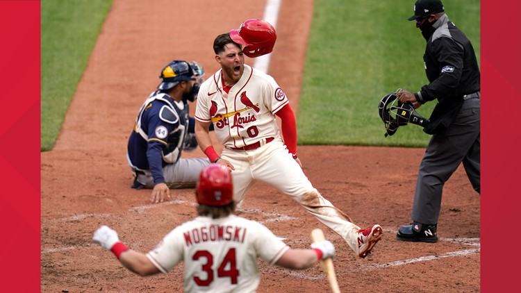 Three pivotal pitches cost Cardinals in 9-5 loss to Brewers