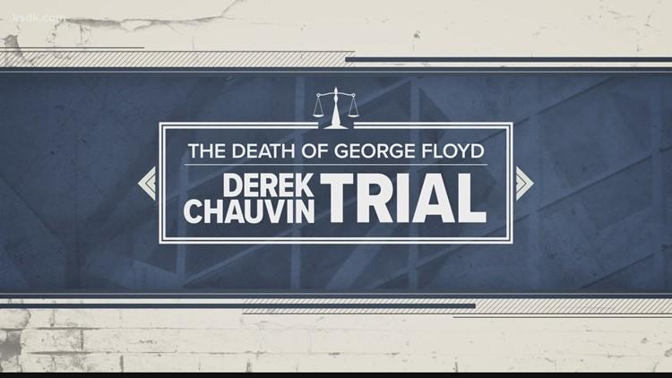 Derek Chauvin trial: April 1. 2021