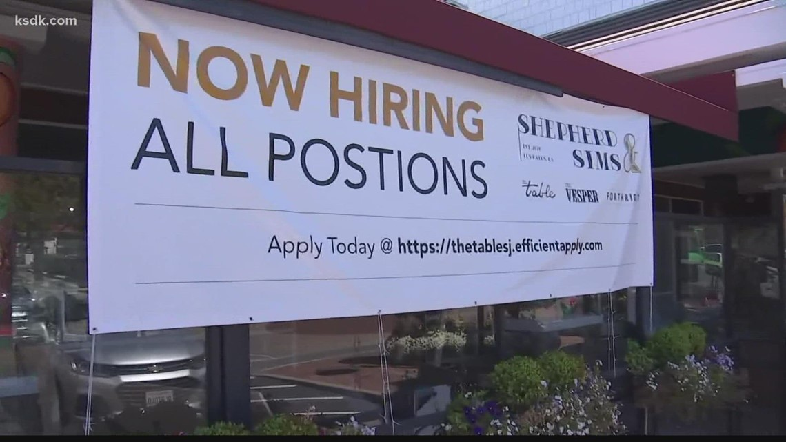 Hiring fair to fill St. Louis city jobs