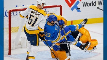 The Blues' losing streak isn't just one thing going wrong