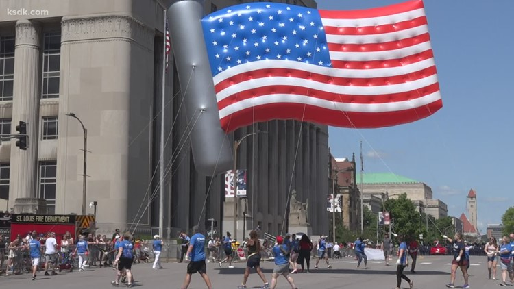 Communities around St. Louis succeed with scaled-down Fourth celebrations