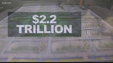 House of Representatives passes $2.2 Trillion stimulus bill