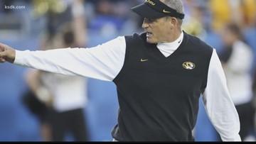 Former Mizzou coach's cancer has returned