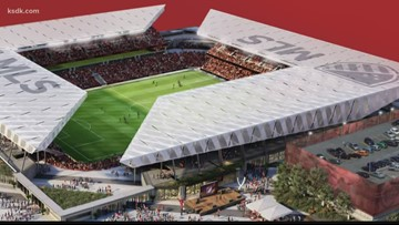 St. Louis would own new downtown soccer stadium under most recent proposal
