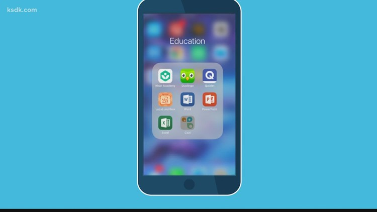 Apps that can help a busy family stay connected, organized and solve hard homework problems