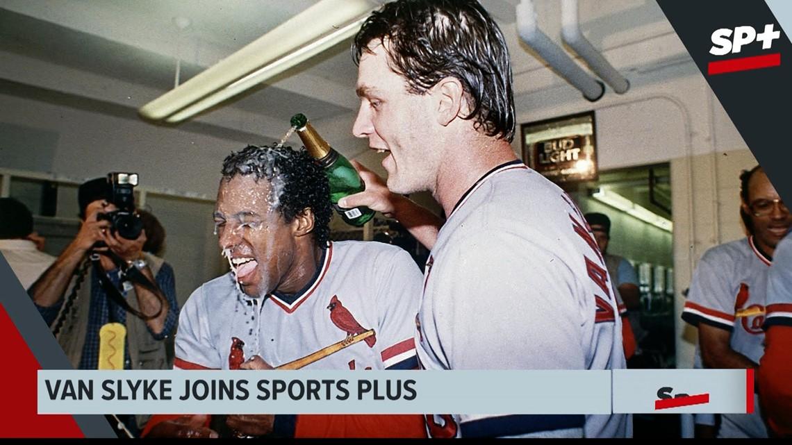 Andy Van Slyke talks current Cardinals, career in baseball