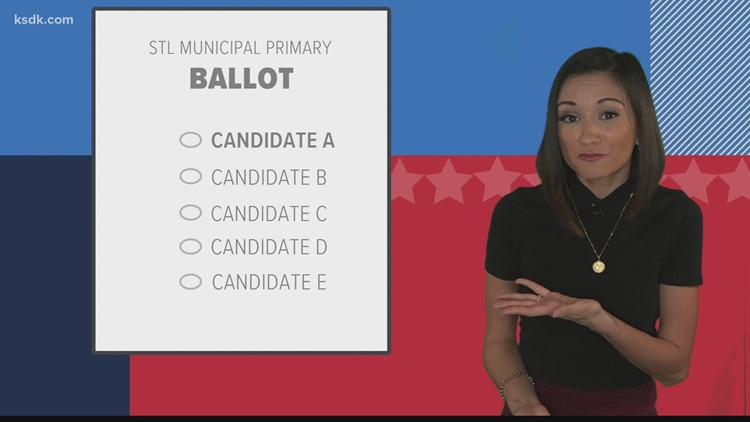 Know to Vote: How voting in the St. Louis mayoral race is different this year