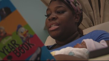 Free books delivered to parents of NICU babies