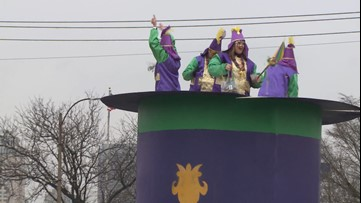 How Soulard became the Mardi Gras party capital of St. Louis