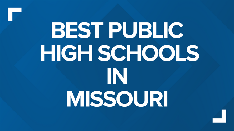 These St. Louis public high schools ranked among the best in Missouri