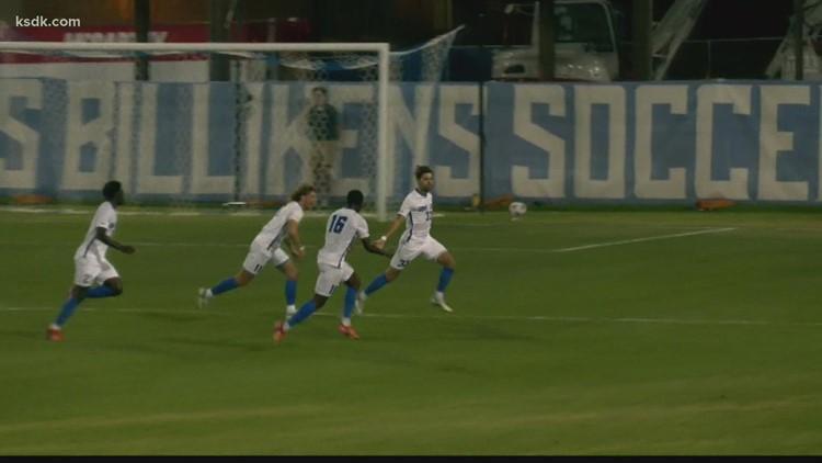 SLU Soccer remains unbeaten on the pitch