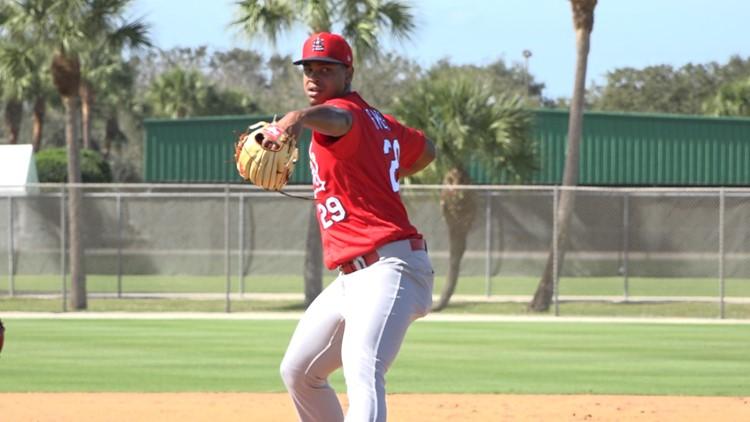 Alex Reyes: 'My arm has been feeling good'