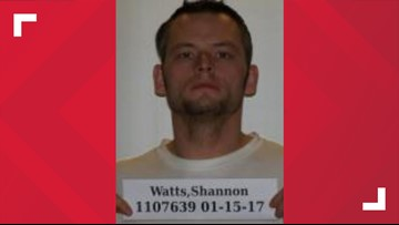 Police looking for escaped inmate last seen on Missouri State fairgrounds