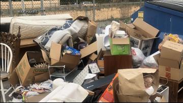 St. Louis renters complain of hot mess next door