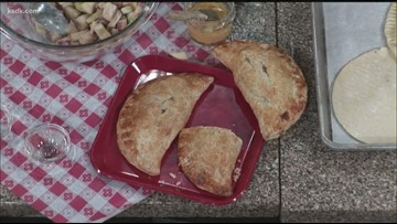 Recipe of the Day: Apple Pie Pockets