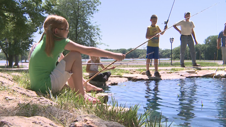 Two Rivers Fishing Fair returns to Pere Marquette Park on Oct. 2