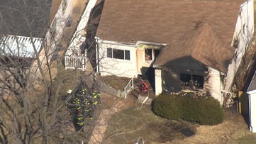 Woman dead after house fire in south city