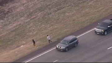 2 taken into custody following police pursuit from Illinois into Missouri