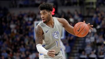 SLU forward Hasahn French declares for NBA Draft
