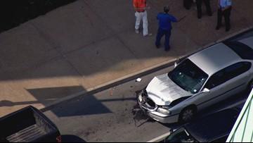 2 people found shot near Saint Louis University Monday afternoon