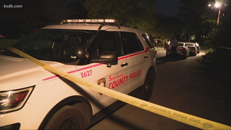 2 men fatally shot, 3 others wounded in Kinloch