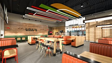 Why this St. Louis franchisee was selected to test a Burger King redesign