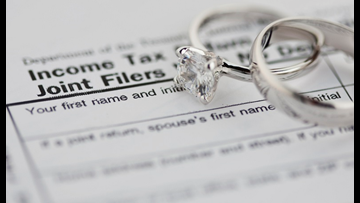Married filing taxes jointly vs. married filing separately