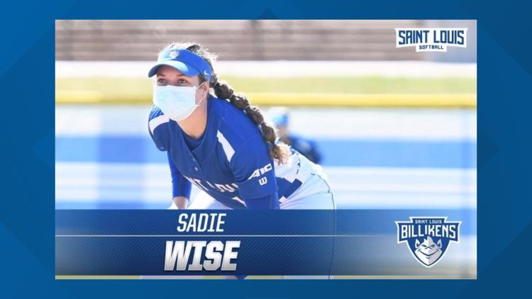 Sadie Wise nominated for NCAA Woman of the Year Award