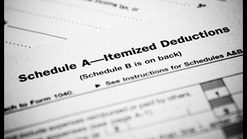 Itemizing vs. standard deduction: What's better?