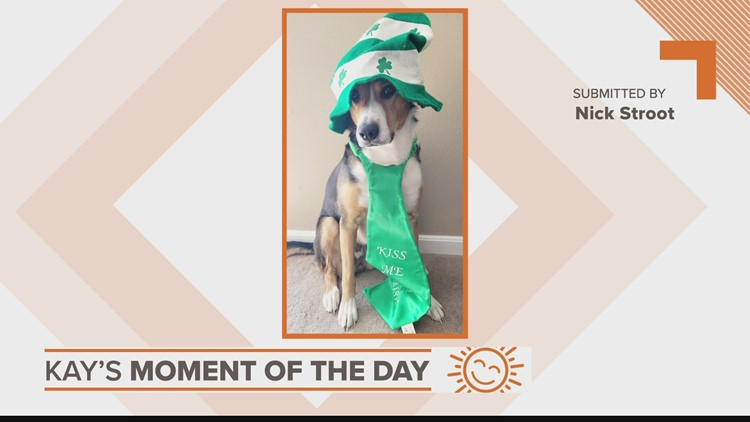 Kay's Moment of the Day: March 18