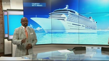 In other news: Now is the time to book a cruise