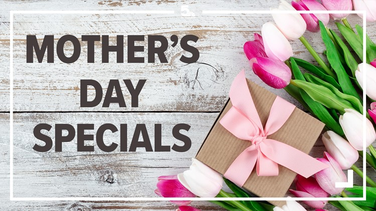 How to celebrate Mother's Day in the St. Louis area
