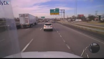 Police release dashcam video of fatal I-270 shooting in Hazelwood