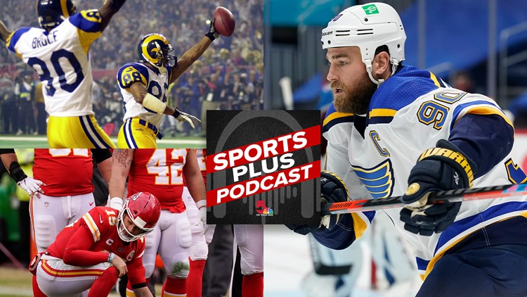 Sports Plus Podcast | Blues out of the gate to mixed results, NFL storylines and chatting it up with Isaac and Torry