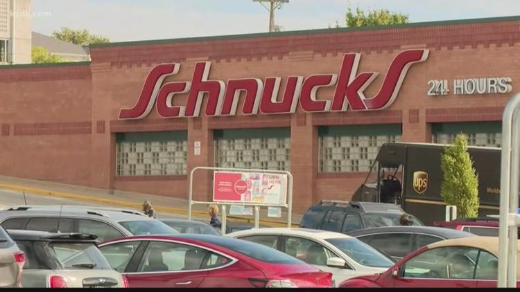 Schnucks expands curbside pickup option