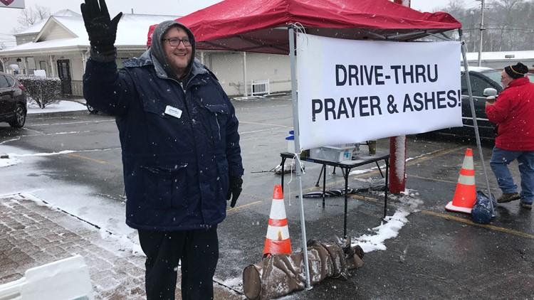 Drive-thru Ashing in St. Louis County
